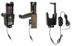 Support sécurisé pour installation fixe avec amortisseur de vibrations Zebra MC9300 - Ref 216096