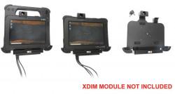 Support antivol Zebra Xplore L10 XPAD/XSLATE (module Zebra XDIM non inclus) - Ref 216098
