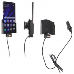 Support avec chargeur allume-cigare Huawei P30 Pro - Ref 721121