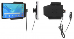 Support Huawei MediaPad M5 8.4 avec chargeur allume-cigare - Ref 721114