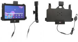 Support sécurité avec chargeur allume-cigare Galaxy Tab Active Pro T540/T545/T547/T547U - Ref 746148