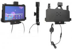Support sécurité avec chargeur allume-cigare et sortie USB Galaxy Tab Active Pro T540/T545/T547/T547U - Ref 746149