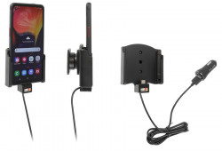 Support avec chargeur allume USB Galaxy Xcover Pro SM-G715 - Ref 721178