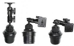 Fixation pour emplacement gobelet 234 mm - Réf 202019