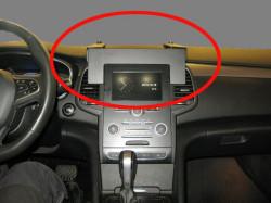 Accessoire de montage Brodit Renault Talisman - Réf 213545
