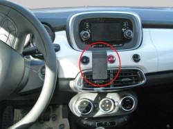 Fixation voiture Proclip  Brodit Fiat 500 X Réf 855097