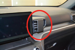 Fixation voiture ProClip Ford Explorer - Ref 855563