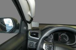 Fixation proclip pour Mitsubishi L200. Réf Brodit 805524