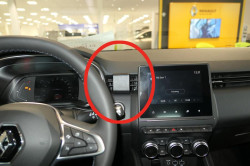 Fixation voiture ProClip Renault Clio V - Ref 855575