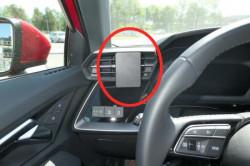 Fixation proclip pour Audi A3. Réf Brodit 805622