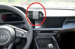 Fixation proclip pour Audi A3. Réf Brodit 855621