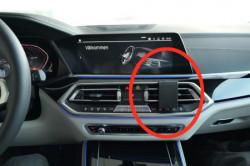 Fixation voiture ProClip BMW X5 2019 - Ref 855487
