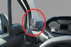 Fixation voiture ProClip renforcé Berlingo 3/Combo/Partner/Riftner - Ref 213554
