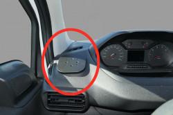 Fixation voiture ProClip renforcé Berlingo 3/Combo/Partner/Riftner - Ref 213553
