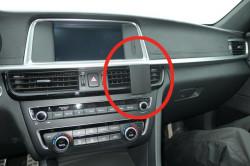 Fixation voiture ProClip Kia Optima - Ref 855556