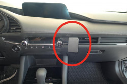 Fixation voiture ProClip Mazda 3 - Ref 855530