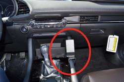 Fixation voiture ProClip Mazda 3 - Ref 835510