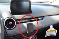 Fixation voiture ProClip Mazda CX-3 - Ref 855529