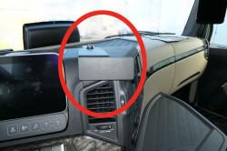Support camion ProClip renforcé Mercedes-Benz Actros 5 - Ref 213558