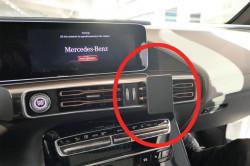 Fixation voiture ProClip Mercedes Benz EQC - Ref 855602