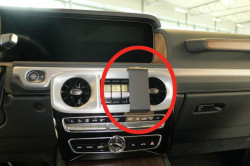 Fixation voiture ProClip Mercedes Benz G-Class - Ref 855581
