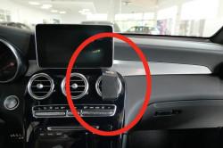 Fixation voiture ProClip Mercedes Benz GLC-Class - Ref 855535