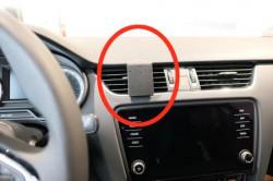 Fixation voiture ProClip Skoda Octavia III - Ref 855485