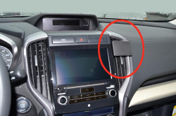 Fixation voiture ProClip Subaru Ascent - Ref 855430