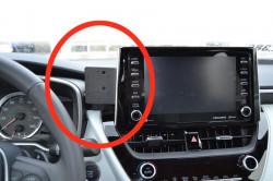 Fixation Toyota Corolla 2019-2020 seulement pour les modèles avec la stéréo JBL - Ref 855453