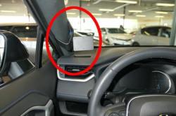 Fixation voiture Toyota RAV 4 - Ref 805676
