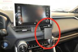 Fixation voiture Toyota RAV 4 - Ref 855489
