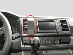 Fixation Volkswagen Multivan / T6 Transporter-Pickup. Référence Brodit 855204