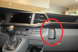 Fixation voiture ProClip Volkswagen T6.1 - Ref 855588