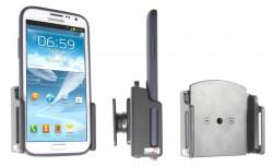 Support réglable. Convient appareils avec et sans étui de dimensions: Larg: 75-89 mm, épaiss.: 6-10 mm. Réf 511479