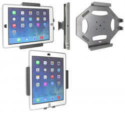 Support voiture  Brodit Apple iPad Air  passif avec rotule - Pour  étui Otterbox Defender (non livré). Réf 511600