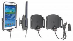 Support réglable. Convient appareils avec et sans étui de dimensions: Larg: 75-89 mm, épaiss.: 9-13 mm. Réf 521629