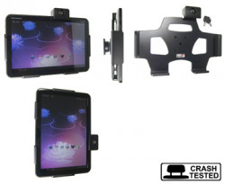 Support voiture  Brodit Motorola Xoom  antivol - Support passif avec rotule. 2 clefs. Réf 539247