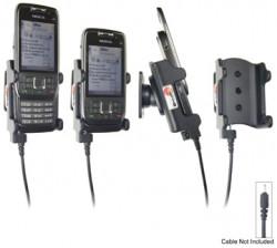 Support voiture  Brodit Nokia E66  pour fixation cable - Pour Nokia câble d'origine CA-116, CA-113CU et CA-134. Réf 906250