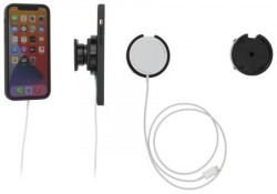 Accessoire de montage avec rotule pour chargeur MagSafe