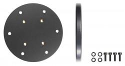 Base ronde pour pied métal AMPS