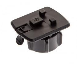 Adaptateur de montage sur boule 25 mm avec plaque 3 picots compatible supports Ultimateaddons. Réf UA-25-3PRONG