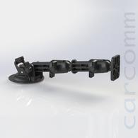 Ventouse Carcomm 26 cm. Réf 46010022