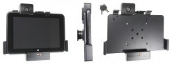 Support tablette Zebra ET50/ET55 8.3 antivol. Avec 2 clés. Réf Brodit 522880