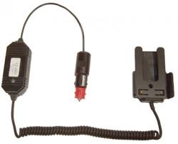 Support voiture  Brodit Kenwood NX-220  avec chargeur allume cigare - Pour une utilisation avec des batteries Li-ion ou Li-Poly. Réf 982463