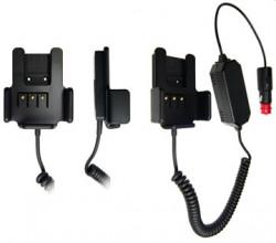 Support voiture  Brodit M/A, Com Harris 300P  avec chargeur allume cigare - Pour une utilisation avec des batteries NiCd ou NiMH. Réf 982482
