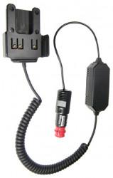 Support voiture  Brodit EF Johnson 500-Series  avec chargeur allume cigare - Pour les batteries NiCd ou NiMH. Réf 982492