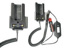 Support voiture  Brodit Motorola GP 320  avec chargeur allume cigare - Pour une utilisation avec des batteries NiCd ou NiMH. Réf 982452