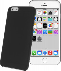 Etui de protection iPhone 6 noir