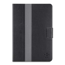 Étui-support à rayure pour iPad mini, noir