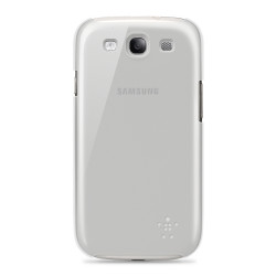 Etui Belkin Shield transparent pour Galaxy S3